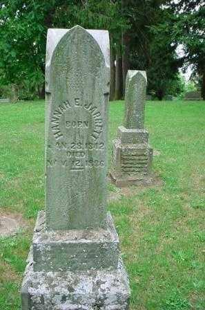 JARRETT, HANNAH E. - Belmont County, Ohio | HANNAH E. JARRETT - Ohio Gravestone Photos