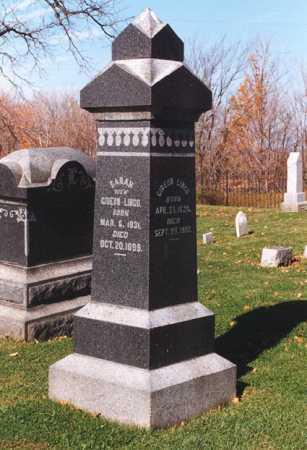 MARIS LINGO, SARAH - Belmont County, Ohio | SARAH MARIS LINGO - Ohio Gravestone Photos
