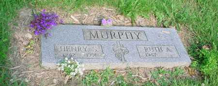 MURPHY, HENRY S. - Belmont County, Ohio | HENRY S. MURPHY - Ohio Gravestone Photos