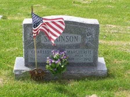 SIMONSON, MARGUERITE - Belmont County, Ohio | MARGUERITE SIMONSON - Ohio Gravestone Photos