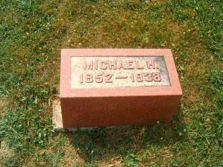 BRADY, MICHAEL H - Brown County, Ohio   MICHAEL H BRADY - Ohio Gravestone Photos