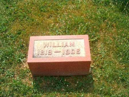 BRADY, WILLIAM - Brown County, Ohio   WILLIAM BRADY - Ohio Gravestone Photos