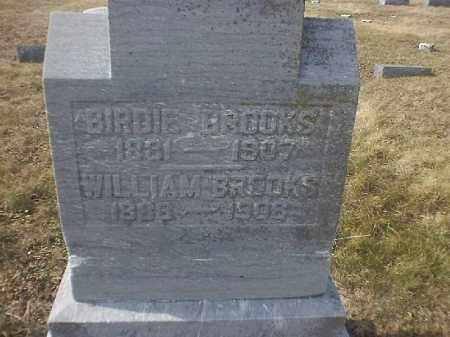 BROOKS, BIRDIE - Brown County, Ohio   BIRDIE BROOKS - Ohio Gravestone Photos