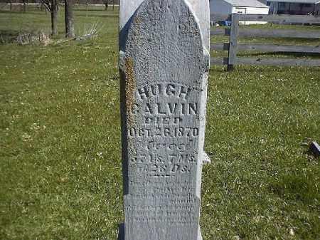 CALVIN, HUGH - Brown County, Ohio   HUGH CALVIN - Ohio Gravestone Photos