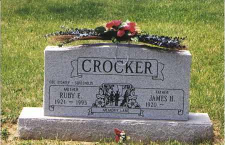 CROCKER, RUBY - Brown County, Ohio | RUBY CROCKER - Ohio Gravestone Photos