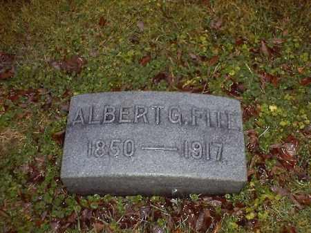 FITE, ALBERT  G - Brown County, Ohio | ALBERT  G FITE - Ohio Gravestone Photos