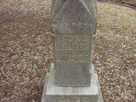 FITE, CORA - Brown County, Ohio   CORA FITE - Ohio Gravestone Photos