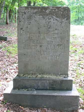 FITE, EDNA E - Brown County, Ohio   EDNA E FITE - Ohio Gravestone Photos