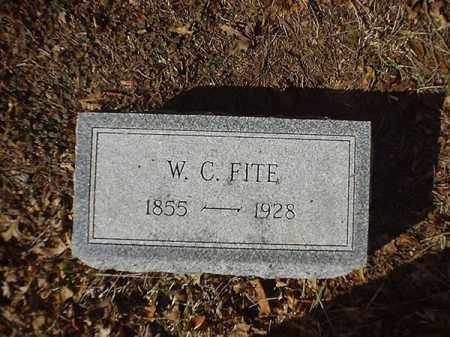FITE, W  C - Brown County, Ohio | W  C FITE - Ohio Gravestone Photos