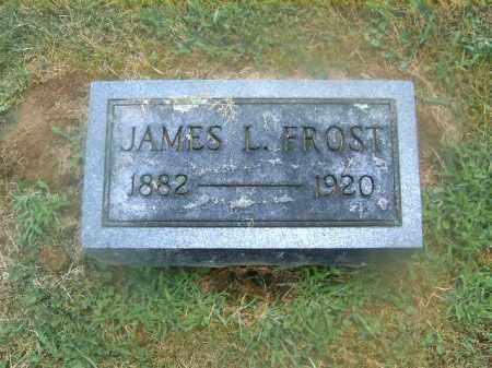 FROST, JAMES   L - Brown County, Ohio | JAMES   L FROST - Ohio Gravestone Photos