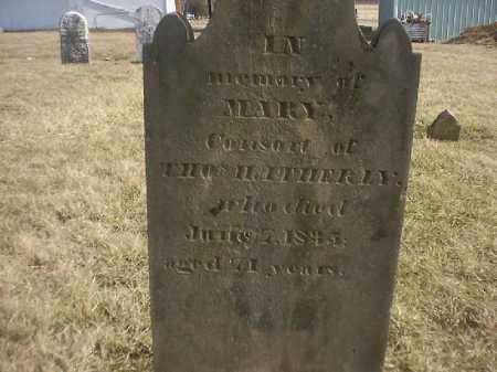 HATHERLY, MARY - Brown County, Ohio | MARY HATHERLY - Ohio Gravestone Photos