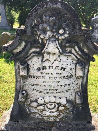 BAIN HOWARD, SARAH - Brown County, Ohio | SARAH BAIN HOWARD - Ohio Gravestone Photos