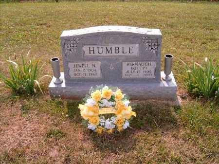 HUMBLE, JEWELL  N - Brown County, Ohio   JEWELL  N HUMBLE - Ohio Gravestone Photos