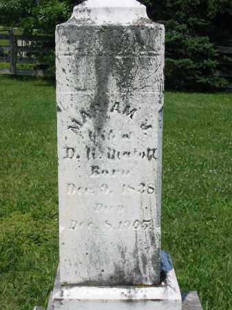 MALOTT, MARIAM J - Brown County, Ohio | MARIAM J MALOTT - Ohio Gravestone Photos