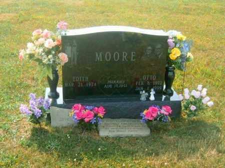 MOORE, OTTO - Brown County, Ohio   OTTO MOORE - Ohio Gravestone Photos
