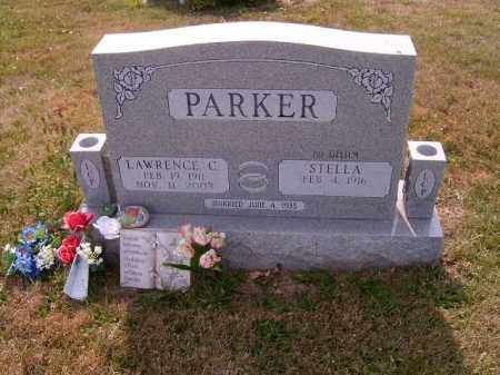 PARKER, LAWRENCE  C - Brown County, Ohio | LAWRENCE  C PARKER - Ohio Gravestone Photos