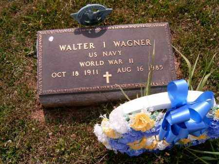 WAGNER, WALTER  I - Brown County, Ohio   WALTER  I WAGNER - Ohio Gravestone Photos