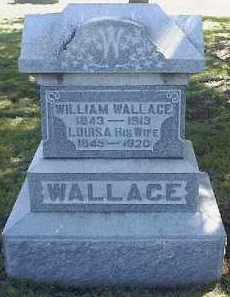 WALLACE, MARIA LOUISA - Brown County, Ohio | MARIA LOUISA WALLACE - Ohio Gravestone Photos