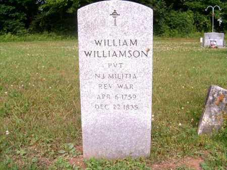 WILLIAMSON, WILLIAM - Brown County, Ohio | WILLIAM WILLIAMSON - Ohio Gravestone Photos