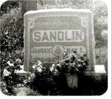 SANDLIN, JAMES M. - Butler County, Ohio | JAMES M. SANDLIN - Ohio Gravestone Photos