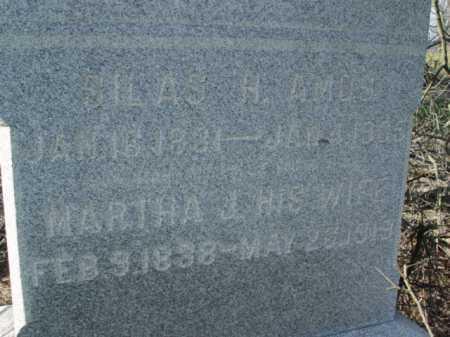 AMOS, MARTHA J. - Carroll County, Ohio   MARTHA J. AMOS - Ohio Gravestone Photos