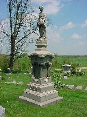 CULP, MONUMENT - CLOSEVIEW - Carroll County, Ohio | MONUMENT - CLOSEVIEW CULP - Ohio Gravestone Photos