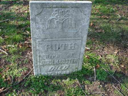 CUSTER, RUTH - Carroll County, Ohio | RUTH CUSTER - Ohio Gravestone Photos