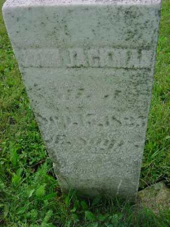 JACKMAN, JOHN - Carroll County, Ohio   JOHN JACKMAN - Ohio Gravestone Photos