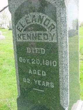 KENNEDY, ELEANOR - Carroll County, Ohio | ELEANOR KENNEDY - Ohio Gravestone Photos