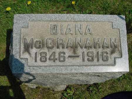 TURNIPSEED MCGRANAHAN, DIANA - Carroll County, Ohio | DIANA TURNIPSEED MCGRANAHAN - Ohio Gravestone Photos