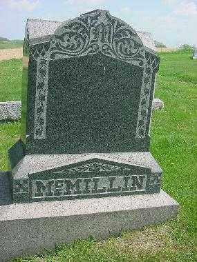 MCMILLIN, MONUMENT - Carroll County, Ohio | MONUMENT MCMILLIN - Ohio Gravestone Photos
