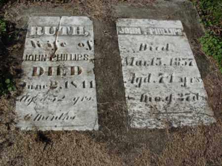 PHILLIPS, JOHN - Carroll County, Ohio   JOHN PHILLIPS - Ohio Gravestone Photos