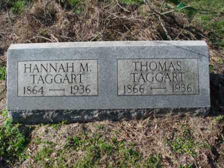 TAGGART, THOMAS - Carroll County, Ohio   THOMAS TAGGART - Ohio Gravestone Photos