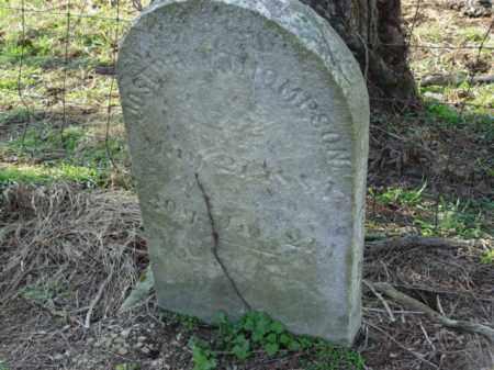 THOMPSON, JOSEPH - Carroll County, Ohio   JOSEPH THOMPSON - Ohio Gravestone Photos