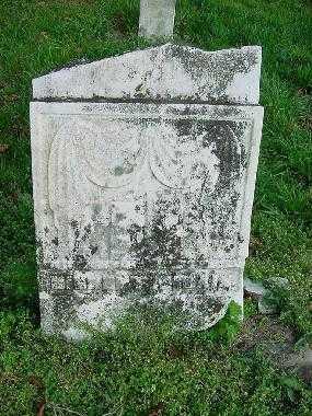 UNKNOWN, UNKNOWN #1 - Carroll County, Ohio | UNKNOWN #1 UNKNOWN - Ohio Gravestone Photos