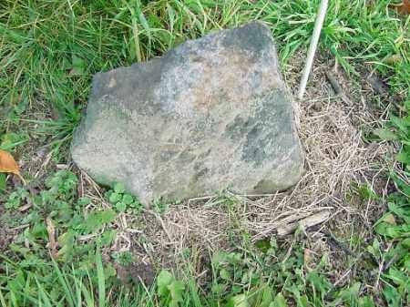 UNKNOWN, UNKNOWN #2 - Carroll County, Ohio | UNKNOWN #2 UNKNOWN - Ohio Gravestone Photos