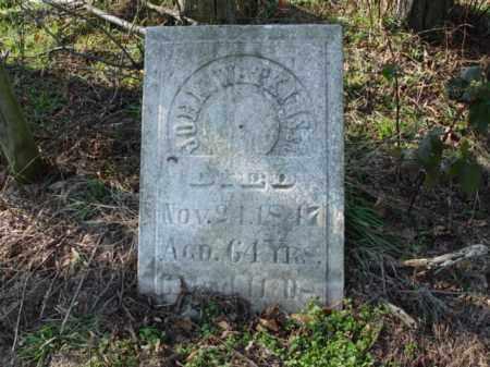 WATKINS, JOHN - Carroll County, Ohio   JOHN WATKINS - Ohio Gravestone Photos