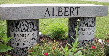 ALBERT, KIMBERLY S - Champaign County, Ohio | KIMBERLY S ALBERT - Ohio Gravestone Photos