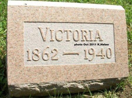BERRY, VICTORIA VIOLA - Champaign County, Ohio   VICTORIA VIOLA BERRY - Ohio Gravestone Photos