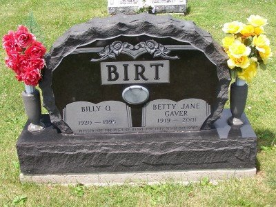 BIRT, BILL - Champaign County, Ohio | BILL BIRT - Ohio Gravestone Photos