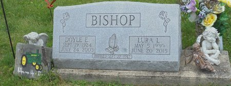 BISHOP, DOYLE EDWARD - Champaign County, Ohio | DOYLE EDWARD BISHOP - Ohio Gravestone Photos