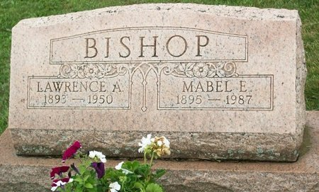 BISHOP, LAWRENCE ALVIN - Champaign County, Ohio | LAWRENCE ALVIN BISHOP - Ohio Gravestone Photos