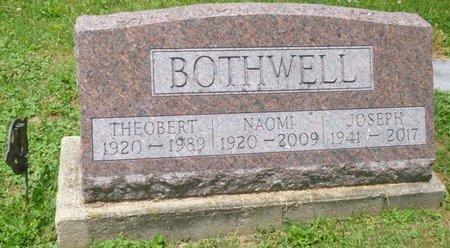 BOTHWELL, JOSEPH - Champaign County, Ohio | JOSEPH BOTHWELL - Ohio Gravestone Photos