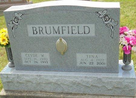 BRUMFIELD, TINA - Champaign County, Ohio | TINA BRUMFIELD - Ohio Gravestone Photos