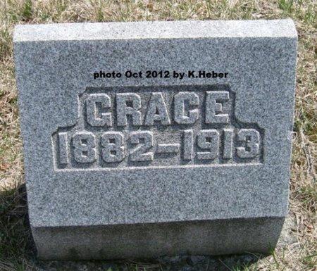 BUTCHER, GRACE - Champaign County, Ohio | GRACE BUTCHER - Ohio Gravestone Photos