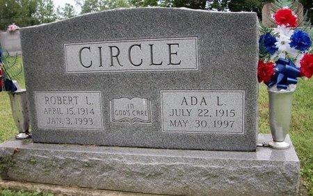 CIRCLE, ADA LUCRETIA - Champaign County, Ohio | ADA LUCRETIA CIRCLE - Ohio Gravestone Photos