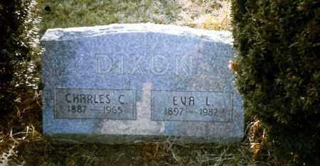 DIXON, EVA L. - Champaign County, Ohio | EVA L. DIXON - Ohio Gravestone Photos