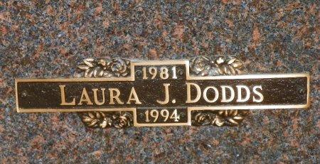 DODDS, LAURA J. - Champaign County, Ohio | LAURA J. DODDS - Ohio Gravestone Photos