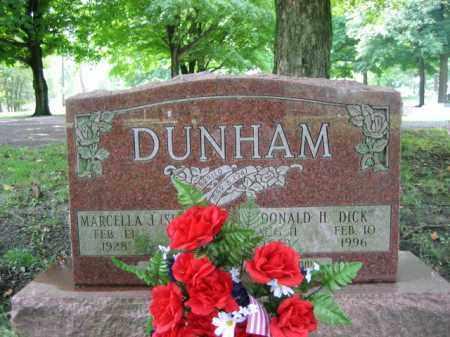 "DUNHAM, DONALD H. ""DICK"" - Champaign County, Ohio   DONALD H. ""DICK"" DUNHAM - Ohio Gravestone Photos"