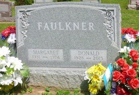 FAULKNER, MARGARET MCKAY - Champaign County, Ohio | MARGARET MCKAY FAULKNER - Ohio Gravestone Photos